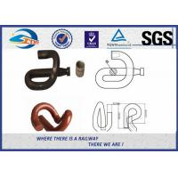 Buy cheap E Elastic Rail Clips 60si2mna Railroad Fast Clip DIN17221 BS970 GB / T1222 from wholesalers