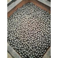 Dia 20 - 40mm Precision Steel Balls Hot Rolling Forged For Ball Mill