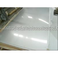 Buy cheap Thin 2mm 3mm Hot Rolled Stainless Steel Plate SS Sheet for refrigerator from wholesalers