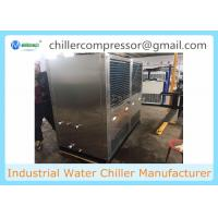Buy cheap SS316L Material Food Grade Air Cooled Water Chiller for Food Dairy processing from wholesalers