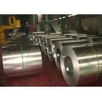 Buy cheap OEM 508mm S380 / S350 Steel Grade JIS G3302 Hot Dip Double Size Galvanised Steel Coil from wholesalers