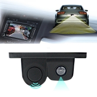 Buy cheap 2 in 1 Reverse Camera Parking Sensor Rear View Parking System from wholesalers