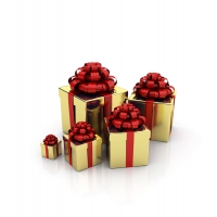 Buy cheap A4 16K Christmas Paper Gift Boxes For Family Children from wholesalers