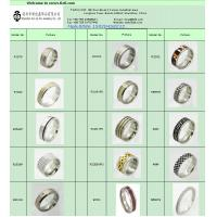Buy cheap men's /women's Stainless Steel Ring ,Fashion ring stainless steel engagement ring from wholesalers
