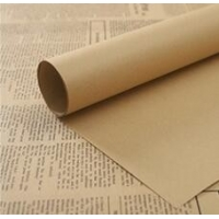 Buy cheap 70*100cm Unbleached Thickness 80gsm Kraft Paper Floor Protection from wholesalers