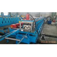 Buy cheap Two Waves Guardrail Roll Making Machinery With PLC Panasonic Control product