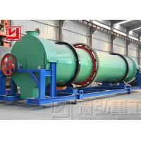 Buy cheap 12-15T Rotary Dryer Machine for Cow Chicken Manure Drying High Capacity from wholesalers