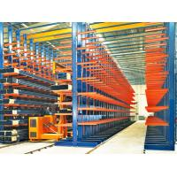 Buy cheap Adjustable Cantilever Lumber Racks , Metal Racking System For Long / Bulky Materials from wholesalers