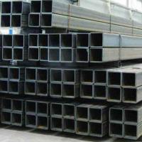 Buy cheap Square steel pipes, Q345, Q235, Q195, OD of 15x15 to 400x400mm from wholesalers