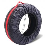 Buy cheap tyre cover storage bags polyester tire bag for car,Diameter Foldable Spare Waterproof Tire Covers Protection bag from wholesalers