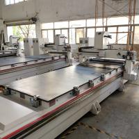 Buy cheap CNC Wood Cutting Machine Sofa Splint Router Computer Controlled from wholesalers