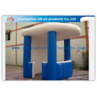 Buy cheap Portable Inflatable Mini Kiosk  Inflatable Trade Show Booth  PVC Coated Tarpaulin product