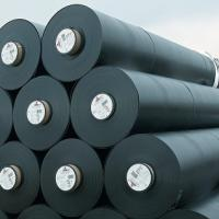 Buy cheap HDPE/LDPE/EVA geomembrane price / pond liner 1mm product