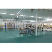 Buy cheap PLC Control Liquid Detergent Production Line For Chemical Industry product