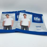 Buy cheap Clothing Packaging Bags Foil Sample Packets For T Shirt Anti Corrosion from wholesalers