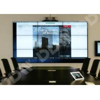 Buy cheap Multi Monitor Control Room Video Wall 55 Inch RS232 Control Surface DDW-LW550HN16 product