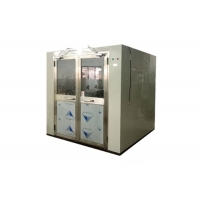 Buy cheap CE Automatic H13 Cleanroom Air Shower Two Stage Filtration product