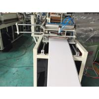 Buy cheap PVC ceiling panel making machine/PVC ceiling panel extrusion line from wholesalers