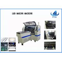 Buy cheap Visual Camera Pick And Place Machine LED Electronic Products Machinery Feeders Station from wholesalers
