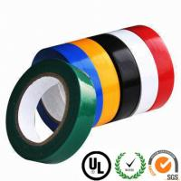 Buy cheap PVC Electrical Insulation Tape, used for wrapping cable, wire or car harness product