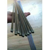 Buy cheap Industrial Rectangle Titanium Rod Bar TC4 Ti 6Al 4V Bright Surface from wholesalers