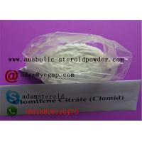 Buy cheap Clomid Anti Estrogen Steroids Clomifene Citrate For Post Cycle Therapy ( PCT ) 50-41-9 from wholesalers