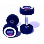 Buy cheap Rubber Dumbbells/fitness Dumbbells/fixed Dumbbells/gym dumbbells from wholesalers