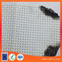 Buy cheap 4x4 woven mesh Textilene outdoor patio furniture fabric fireproofing from wholesalers