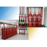 Buy cheap 5.6Mpa Residential Hfc-227Ea Extinguishing System 180L Storage from wholesalers