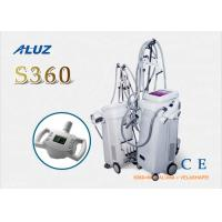 Buy cheap Combined Infrared Laser Vacuum Machine / Slimming Beauty Equipment from wholesalers