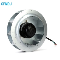 Buy cheap Free Standing CCC 230V Industrial Backward Curved Centrifugal Fan Blower product