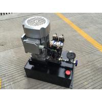 Industrial CNC Machine AC Hydraulic Power Units with Pressure Gauge