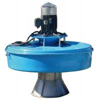 Buy cheap Surface Automatic High Pressure Aerator Water Treatment Unique 50Hz 3 Phase from wholesalers