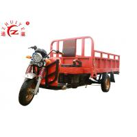Buy cheap Heavy Duty Electric Cargo Tricycle , 2 - 3KW 60V Electric Delivery Trike from wholesalers