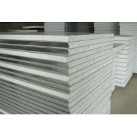 Buy cheap EPS Prefabricated steel structure sandwich roofing and wall panles product