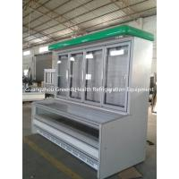 Buy cheap Supermarket Combination Display Freezer Showcas High - Density from wholesalers
