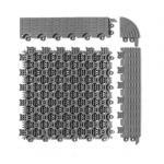 Buy cheap 20CM Square Interlocking PVC Mats Puzzle Piece Interlocking Exercise Mats from wholesalers