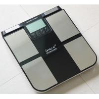 Buy cheap body composition analyzer monitor scale with PC software and A4 printout  app  Bluetooth from wholesalers