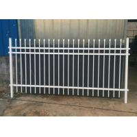 Buy cheap Residential Garrison Security Fencing Prevent Intrusion For Garden / Pool from wholesalers