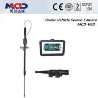 Buy cheap 12 Led Camera Under Vehicle Search Mirrors With Light Source , 120 Degrees Angle Clearly from wholesalers