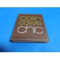 Buy cheap A4 / A5 / A6 Pantone Color Leather Bound Book Printing Coated Paper + cloth / silk Cover from wholesalers