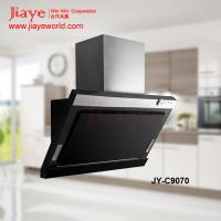 Buy cheap Extra wide chimney hood Stainless steel kitchen aire range hood JY-C9070 from wholesalers