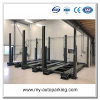 Buy cheap Hot Sale! Parking Lift Tripple/Stacking Parking Lift/Car Parking Lift 3 Deck System/Underground Home Parking Dock from wholesalers