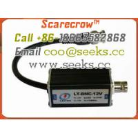 Buy cheap Scarecrow™ BNC-12V monitoring system, coaxial system computer to avoid surge of lightning from wholesalers