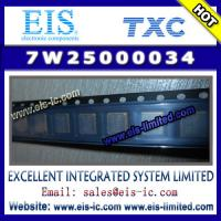 Buy cheap 7W25000034 - TXC - OSCILLATOR Part Numbering System - CMOS product