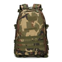 Waterproof 3 D Military Heavy Duty Military Backpacks For Climbing / Mountaineering