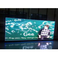Buy cheap Customized P3 Full Color SMD LCD Video Wall Display Fixed Installation Front Service from wholesalers
