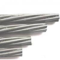 Buy cheap E.H.S. Guy Strand (Left Hand Lay) Class B Galvanized Steel strands from wholesalers