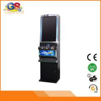Buy cheap Custom Casino Gambling Arcade Slot Game Machine Cabinet From Real Metal Factory Low Price from wholesalers