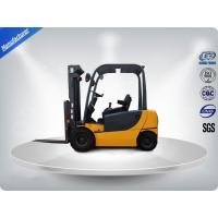 Buy cheap Electric Narrow Aisle Forklift / Three Wheels reach truck forklift With SME AC controller from wholesalers